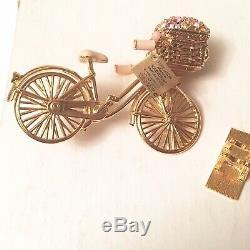 2008 Estee Lauder Vibrant Bike Ride Pleasures Solide Compact Box