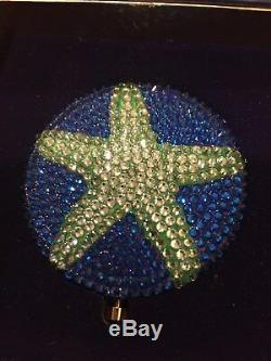 Alerte Rare De Collectionneurs De Poudres Comprimées Crystal Starfish Estee Lauder Crystal