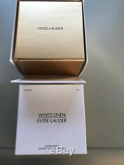 Blanc Estee Lauder Lin Garden Lapin Jay Strongwater Parfum Compact
