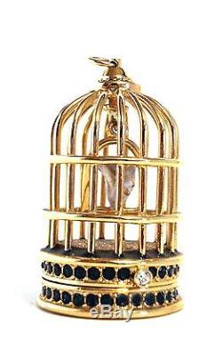 Cage À Oiseaux Doré Estee Lauder Compact Parfum 2007 2007