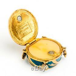 Charms Célestes Estee Lauder Parfum Solide Compact Jay Strongwater