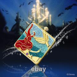 Collection Estee Lauder Princess Disney Faire Un Splash Powder Compact