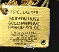 Collier De Parfum Solide Musee Moon Dreams De Estee Lauder Modern Nib
