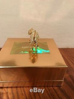 Estee Estee Lauder Dazzling Or 2000 Shimmering Steer Parfum Solide Compact