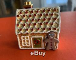 Estee Lauder 2000 Gingerbread House Parfum Compact Vide