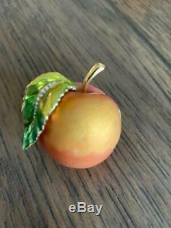 Estee Lauder 2000 Peaches Parfum Solide Compact Vide
