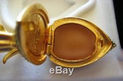 Estee Lauder 2001 Crystal Fairy Pleasures Parfum Solide Compact Neuf - Bb