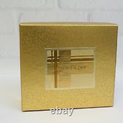 Estee Lauder 2001 Solid Perfume Compact Penguin Mom & Baby Mibb Linge Blanc