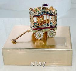 Estee Lauder 2002 Compact Circus Lion Menthe W Boxes Plaisirs Parfum