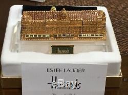 Estee Lauder 2002 Harrods Palace Compact Beau Parfum Solide