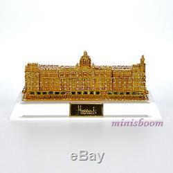 Estee Lauder 2002 Harrods Palace Parfum Solide Support Pour Perpex Compact Nib Inclus