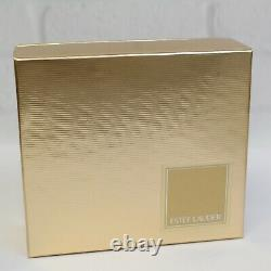 Estee Lauder 2002 Perfume Solide Compact Frosted Igloo Eskimos Mibb Plaisirs