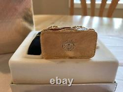 Estee Lauder 2003 Rollicking Roller Coaster Sparkly Solid Parfum Compact Mib