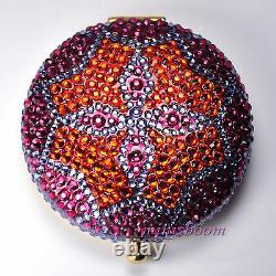 Estee Lauder 2005 Compact Ruby Shimmer Lucidity Poudre Pressée 0,1 Oz 2,8 G