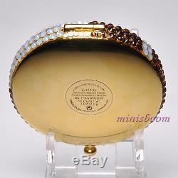 Estee Lauder 2005 Crystal Pony Compact Poudre De Lucidité 0,1 Oz 2,8 G