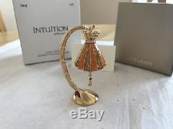 Estee Lauder 2005 Parfum Solide Compact Chanceux Lanterne Mibb Intuition Magnifique