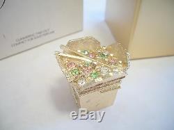 Estee Lauder 2009 Glimmering Sortir Les Plaisirs Parfum Compact Mib Cute