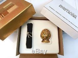 Estee Lauder Artichoke Guillochee Compact Dazzling Argent Massif Parfum Orig Box