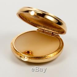 Estée Lauder Azuree D'or Parfum Solide Compact Harrods Exclusivement Toutes Les Boîtes Nouveau