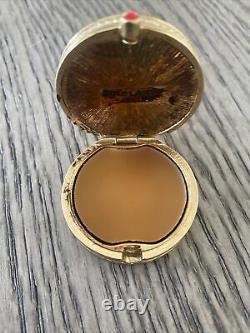 Estee Lauder Beau 2002 Roulette Vegas Roulette Solide Parfum Compact