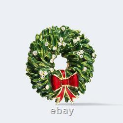 Estee Lauder Beau Compact Wreath Pour Parfum Solide En Boîte