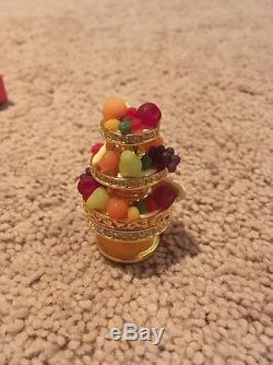 Estee Lauder Beautiful Lucious Fruits Gemstone Parfum Solide Nib Rare 2003