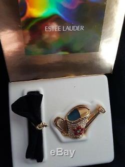 Estee Lauder Beautiful Watering Can Compact - Parfum Solide Nouveauté
