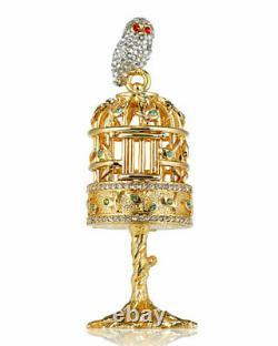Estee Lauder Belle Chanson D'oiseau Parfum Solide Compact 2019 Nwob