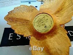 Estee Lauder Belle Rose Jaune Du Texas Parfum Solide Compact 1997 Neimans