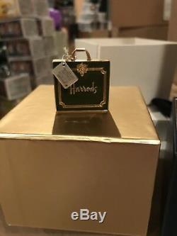 Estee Lauder Beyond Paradise 2007 Holiday Harrods Shopper Parfum Solide Compact