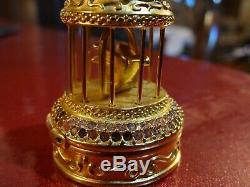 Estee Lauder Bird Cage 1998 Compact Parfum Solide