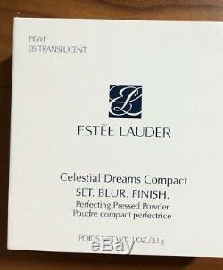 Estee Lauder Celestial Dream Compact 05 Poudre Pressée Translucide 0.1oz Le Nib