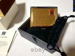 Estee Lauder Cher Père Noël Poudre Compact Mib 2007 Livraison Gratuite