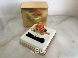 Estee Lauder Cinderellas Coach Parfum Solide Citrouille Compact 2000
