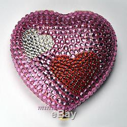 Estee Lauder Coeur De Coeurs Compact Poudre Compacte Lucidity 0.1 Oz 2.8 G Nib