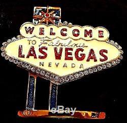 Estee Lauder Collection Viva Las Vegas Compact Pour Parfum Solide 2005 Perfect