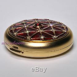 Estee Lauder Collector Compact Lucidity Poudre 0,14 Oz 4 G 1996 Cru