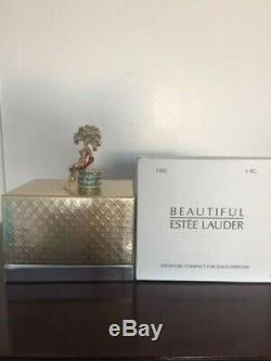 Estee Lauder Compact Parfum Las Vegas Showgirl, 2003