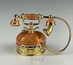 Estee Lauder Compact Phone 2000 Parfum Intact