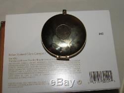 Estée Lauder Compact Poudre Pressée Italienne Vitrail Rare New Nib
