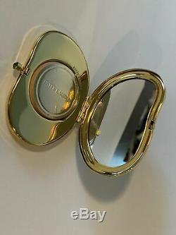 Estée Lauder De Plume De Paon De Cristal Poudre Pressée Compact