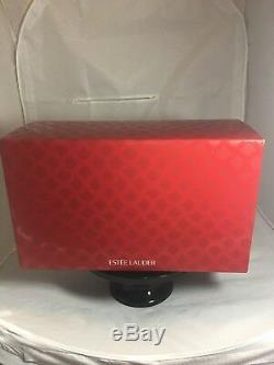 Estee Lauder Deluxe Pure Color Pallette Fard À Paupières, Compact, Pinceau Cadeau Set Nouveau