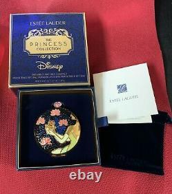 Estee Lauder Disney Dreams Come True Powder Compact 0.1oz Nouveauté En Boîte