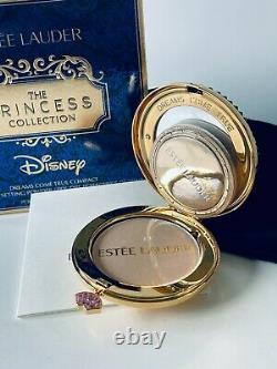 Estee Lauder Disney Dreams Come True Powder Compact Par Monica 0.1oz Nouveauté En Boîte