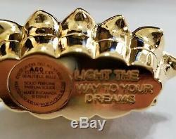 Estee Lauder & Disney Parfum Solide Compact Frog Prince Lumière The Way Nibb