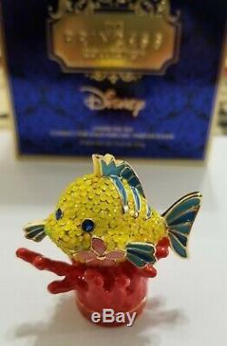 Estee Lauder & Disney Parfum Solide Compact Petite Sirène Sous La Nibb Mer
