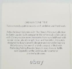 Estee Lauder & Disney Poudre Compacte Frog Prince Tiana Nibb