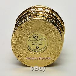 Estee Lauder Dore Cage Beyond Paradise Parfum Solide Compact 2007 Nib