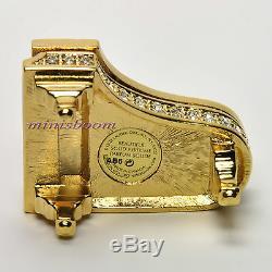Estee Lauder Étincelantes Grand Piano Compact Pour 2007 Parfum Solide Neuf Dans La Boîte