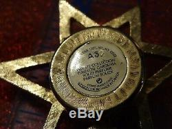 Estee Lauder Evening Star Solid Parfum Compact 2012 Édition Limitée